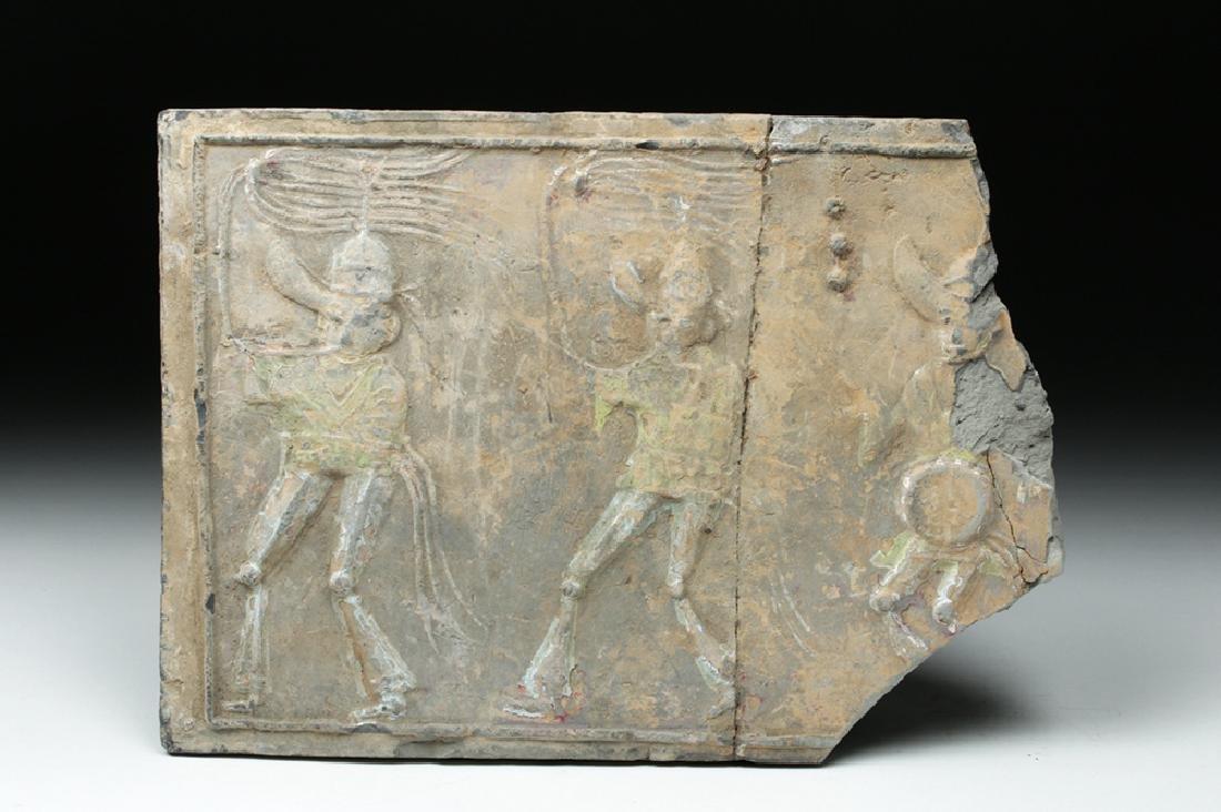 Chinese Tang / Song Dynasty Temple Brick - 2