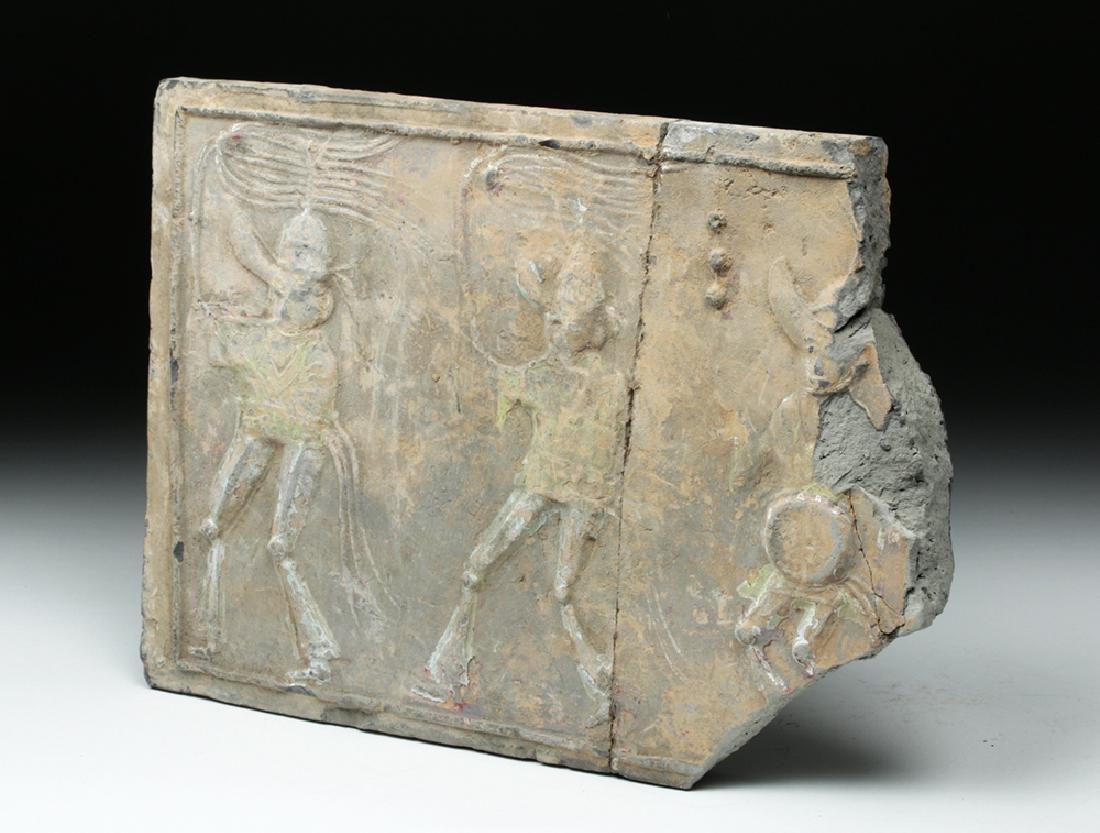 Chinese Tang / Song Dynasty Temple Brick - 3