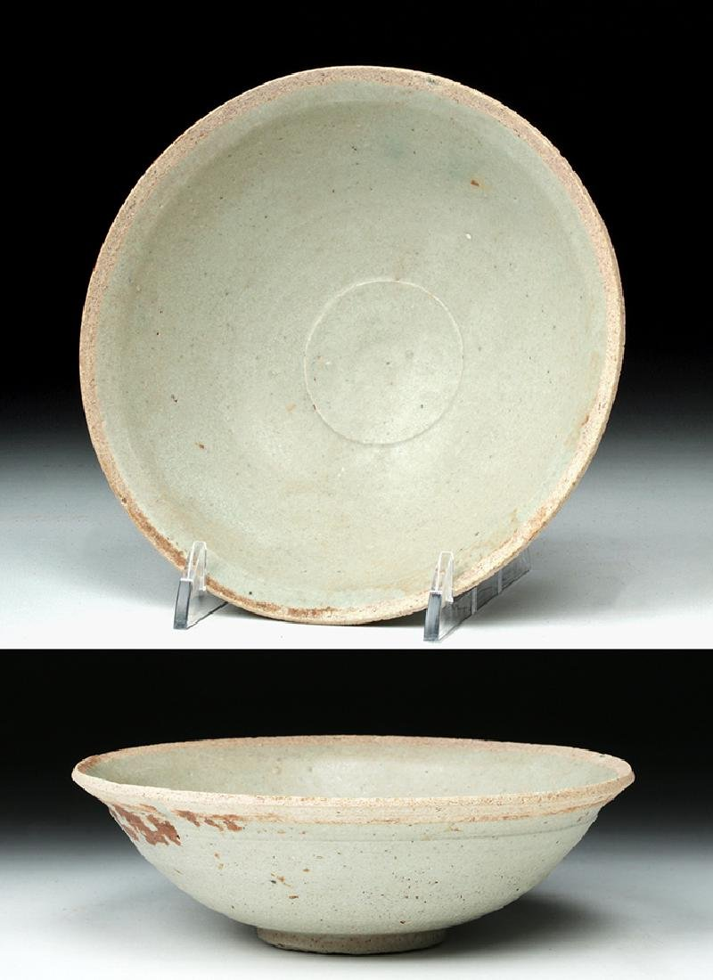 Chinese Song Dynasty Pottery Bowl