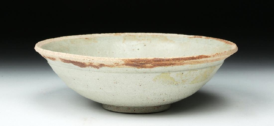 Chinese Song Dynasty Pottery Bowl - 5