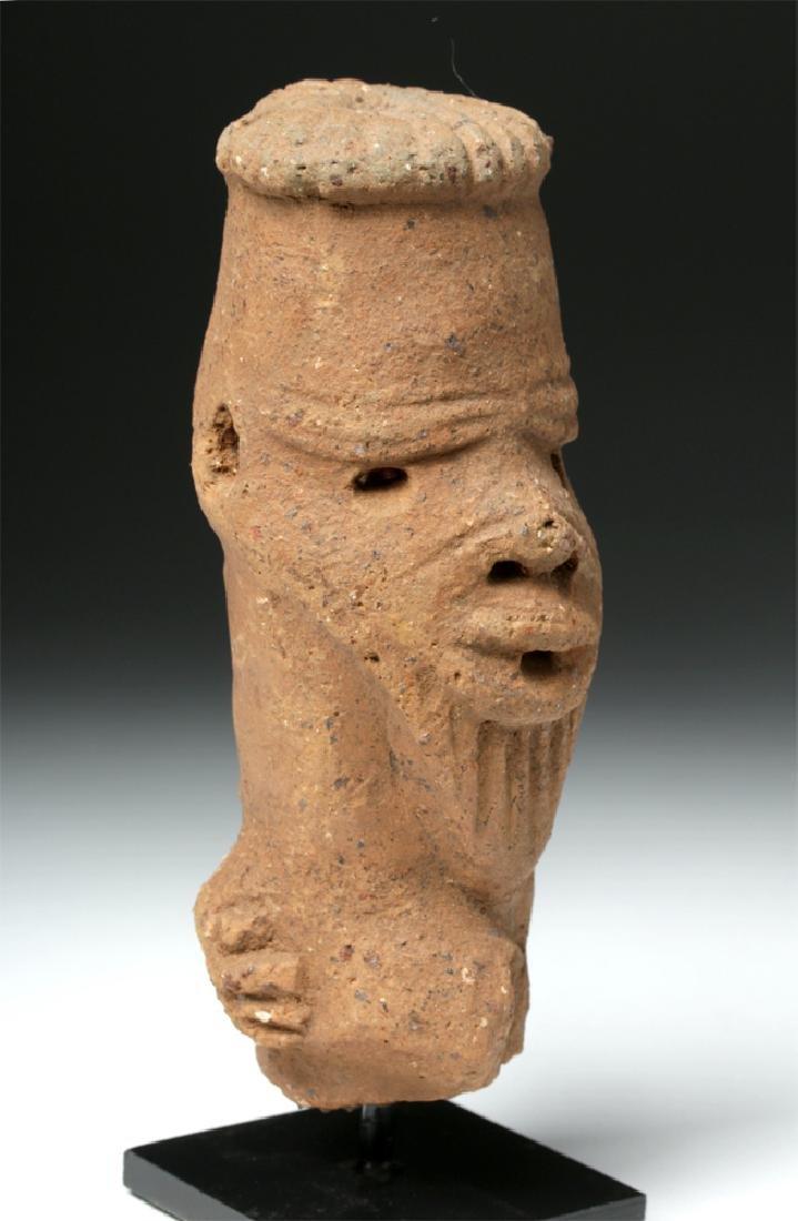 African Nok Terracotta Head