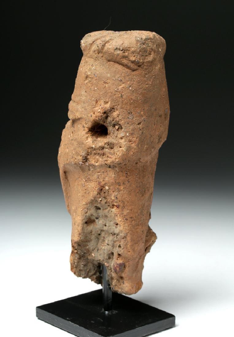 African Nok Terracotta Head - 3