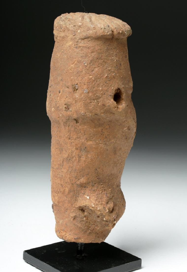 African Nok Terracotta Head - 4