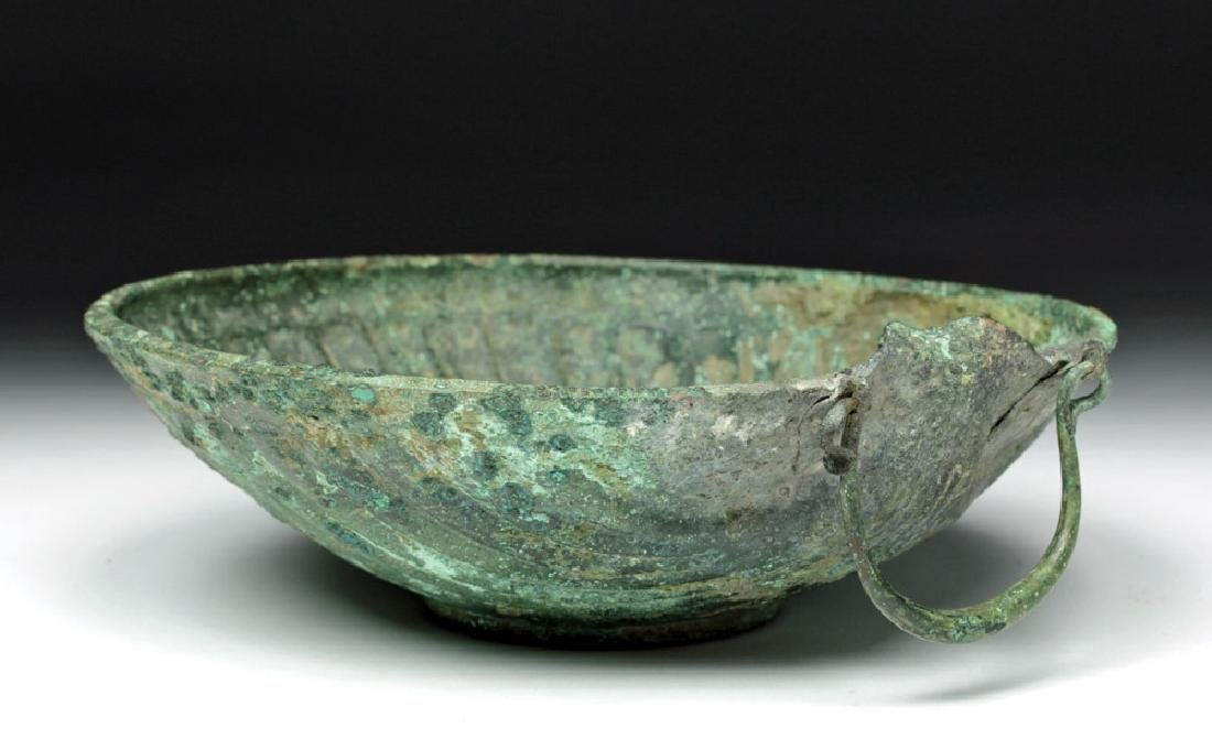 Published Roman Bronze Shell-Shaped Dish, ex-Sotheby's - 5