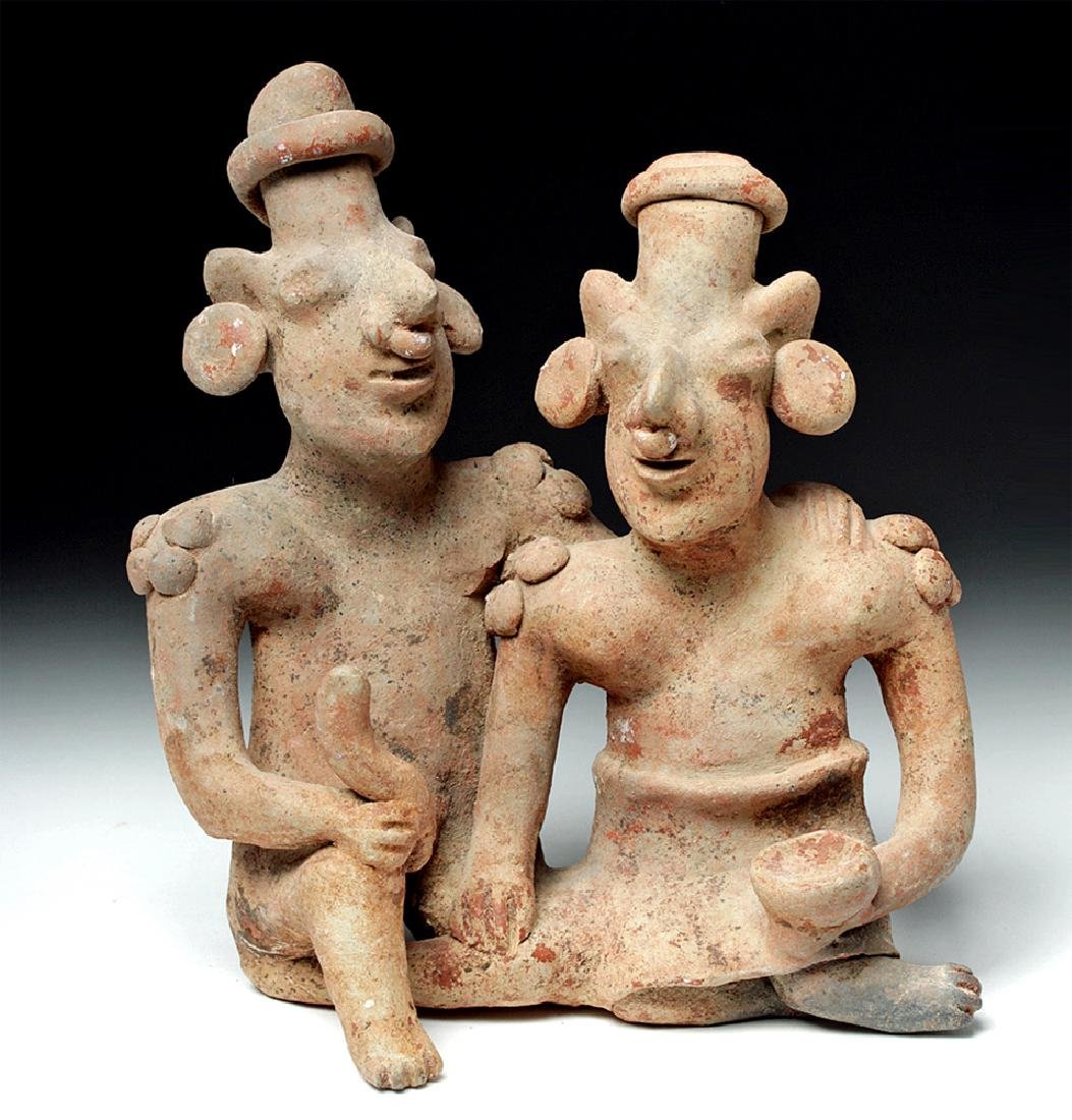 Rare Jalisco Conjoined Couple