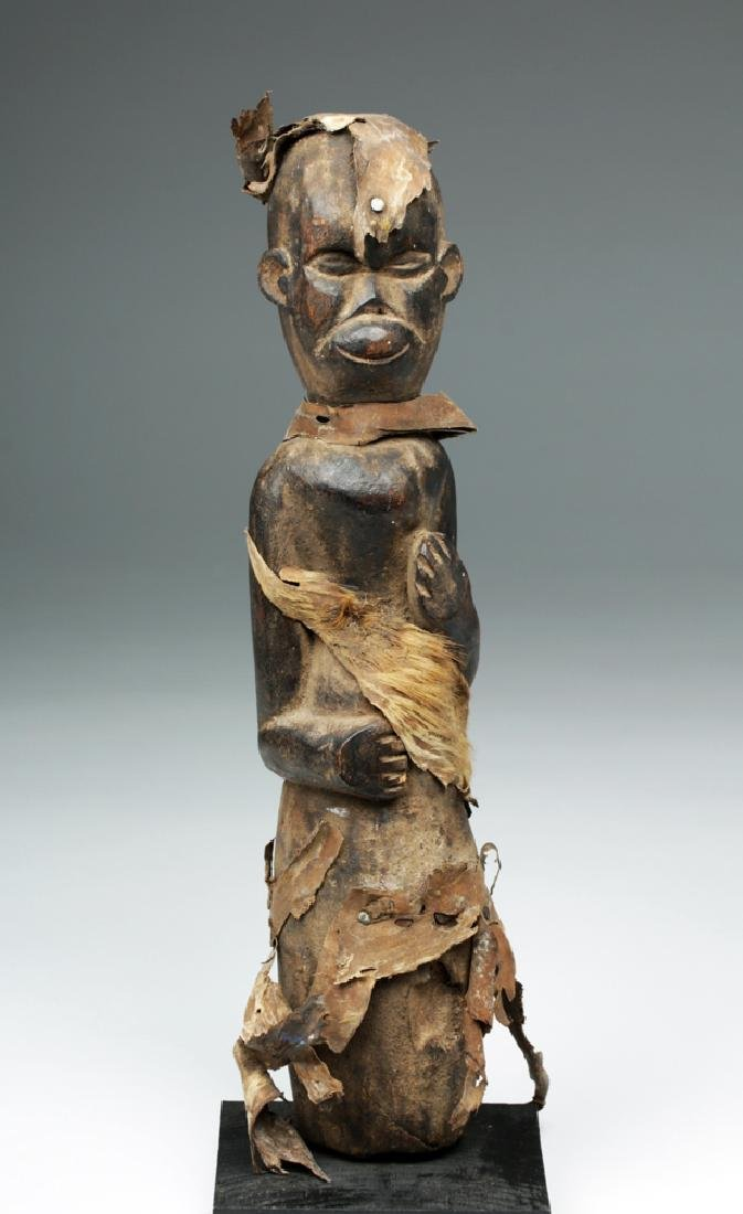 Cameroon Wood Carved Healing Figure