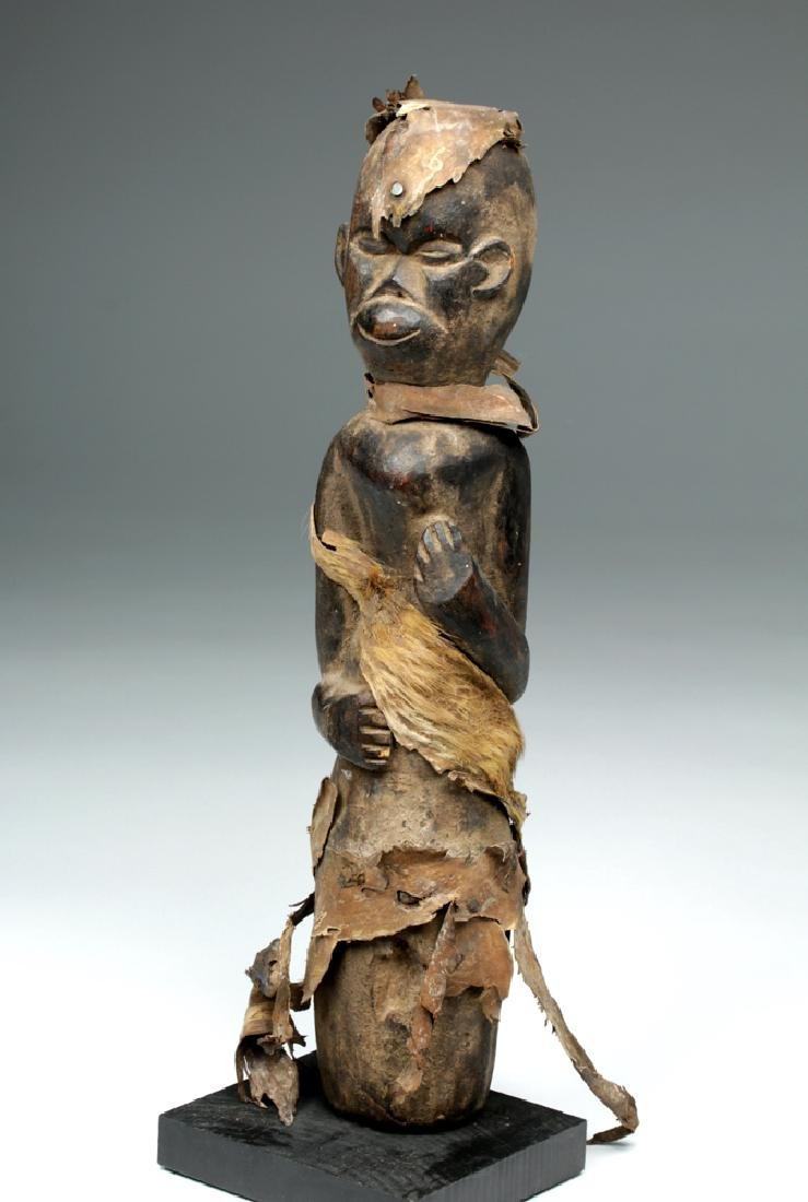 Cameroon Wood Carved Healing Figure - 2