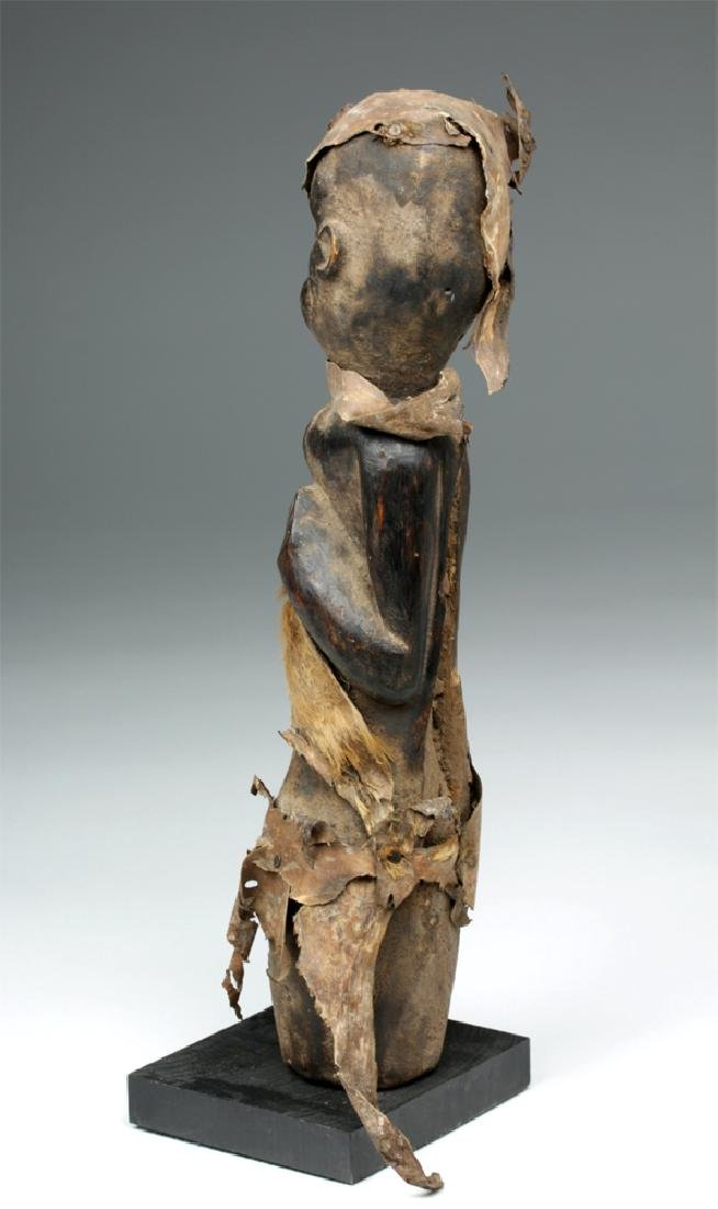 Cameroon Wood Carved Healing Figure - 3