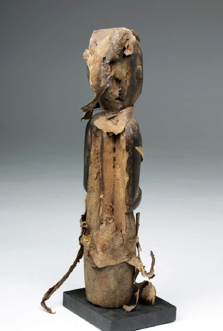 Cameroon Wood Carved Healing Figure - 4