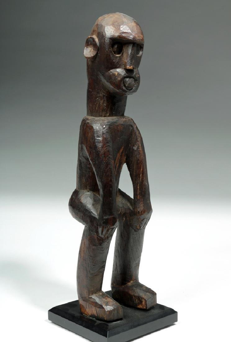 Early 20th C. Indonesian Wooden Ancestor Figure - Timor