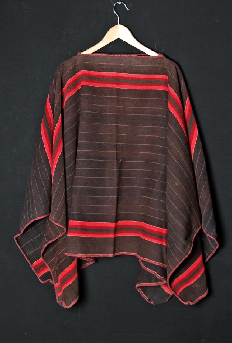 Early 20th C. Aymara Bolivian Textile Poncho