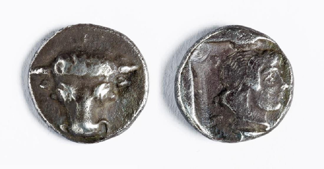 Silver Federal Coinage Hemidrachm - Phokis