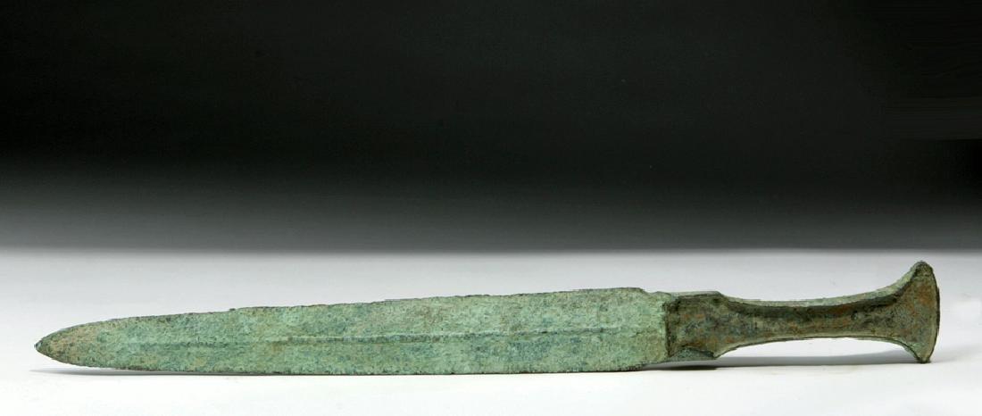 Luristan Bronze Short Sword