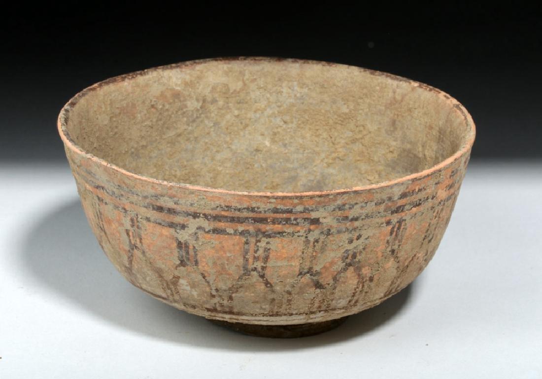 Indus Valley Bi-Chrome Pottery Bowl - 4