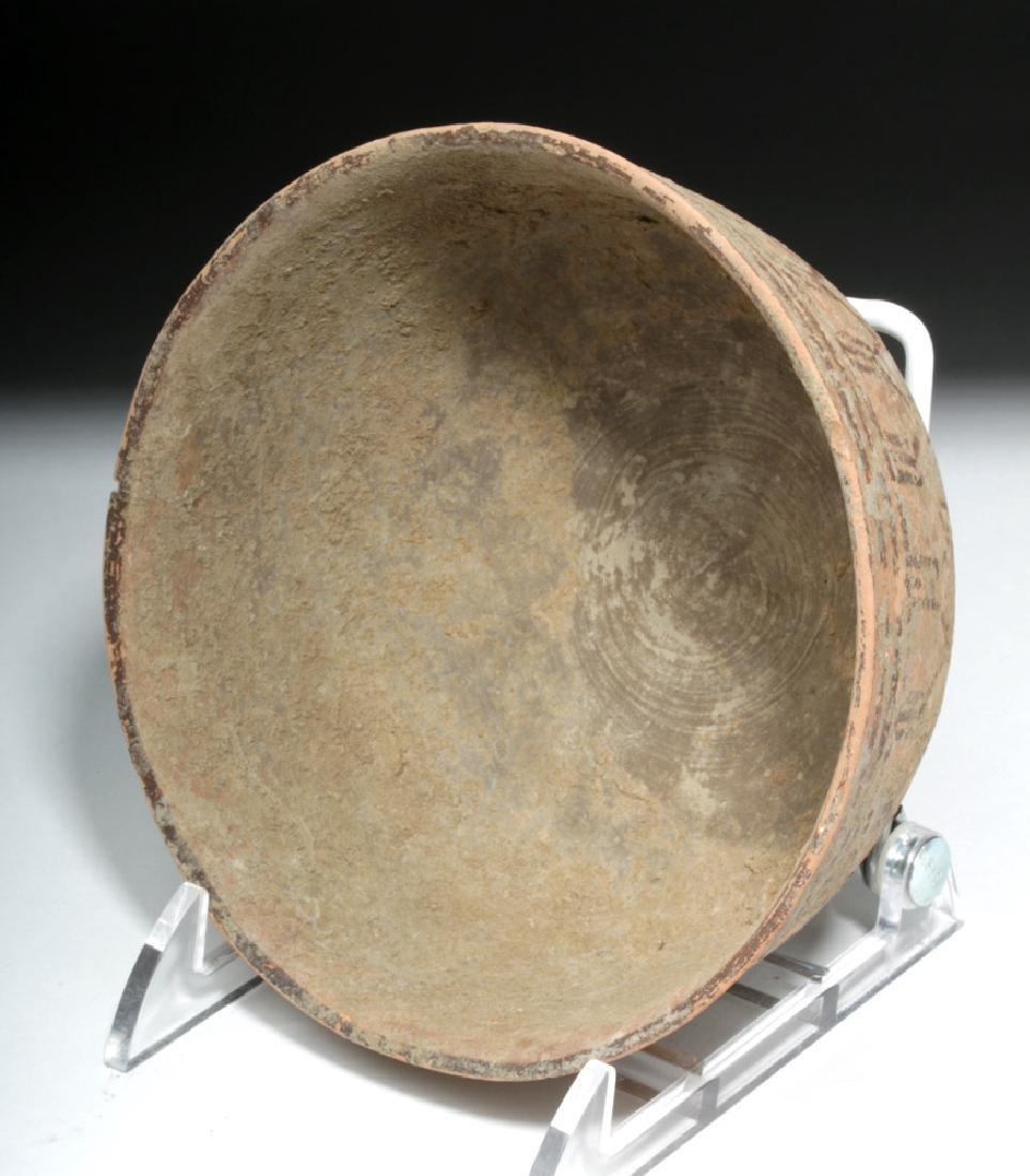Indus Valley Bi-Chrome Pottery Bowl - 5