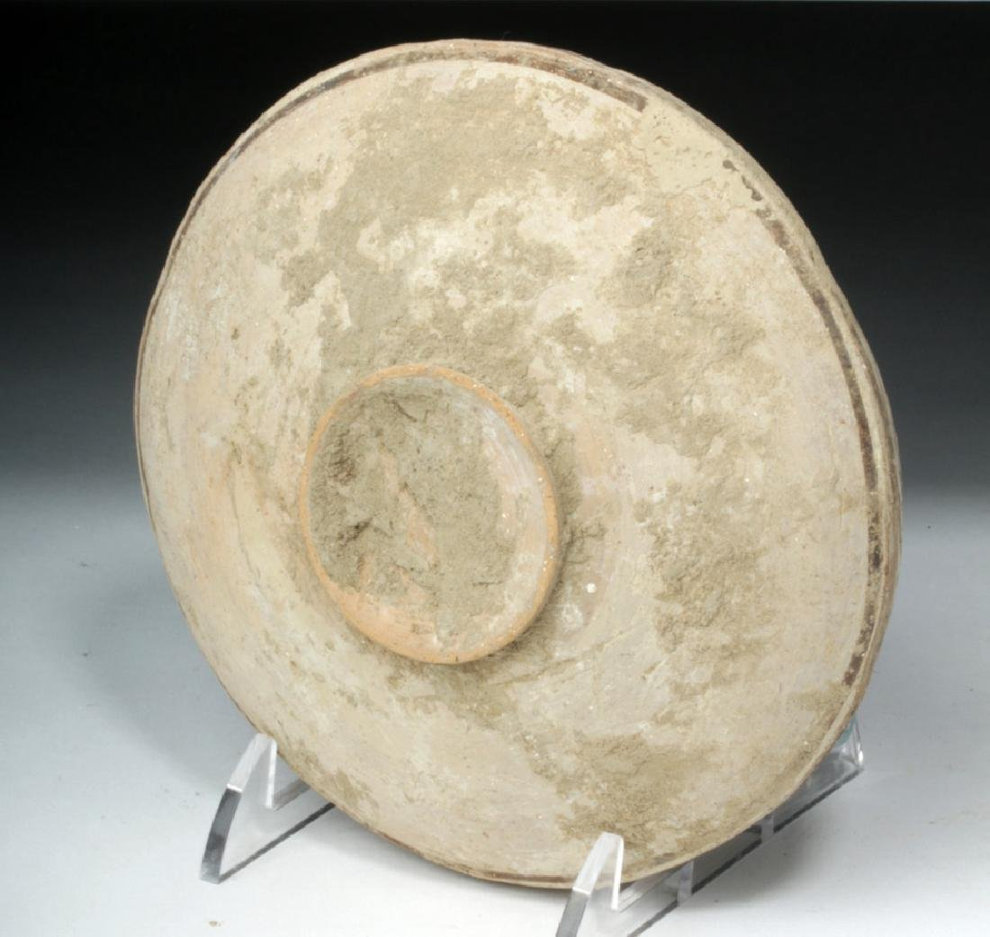 Ancient Indus Valley Pottery Vessel w/ Geometrics - 6