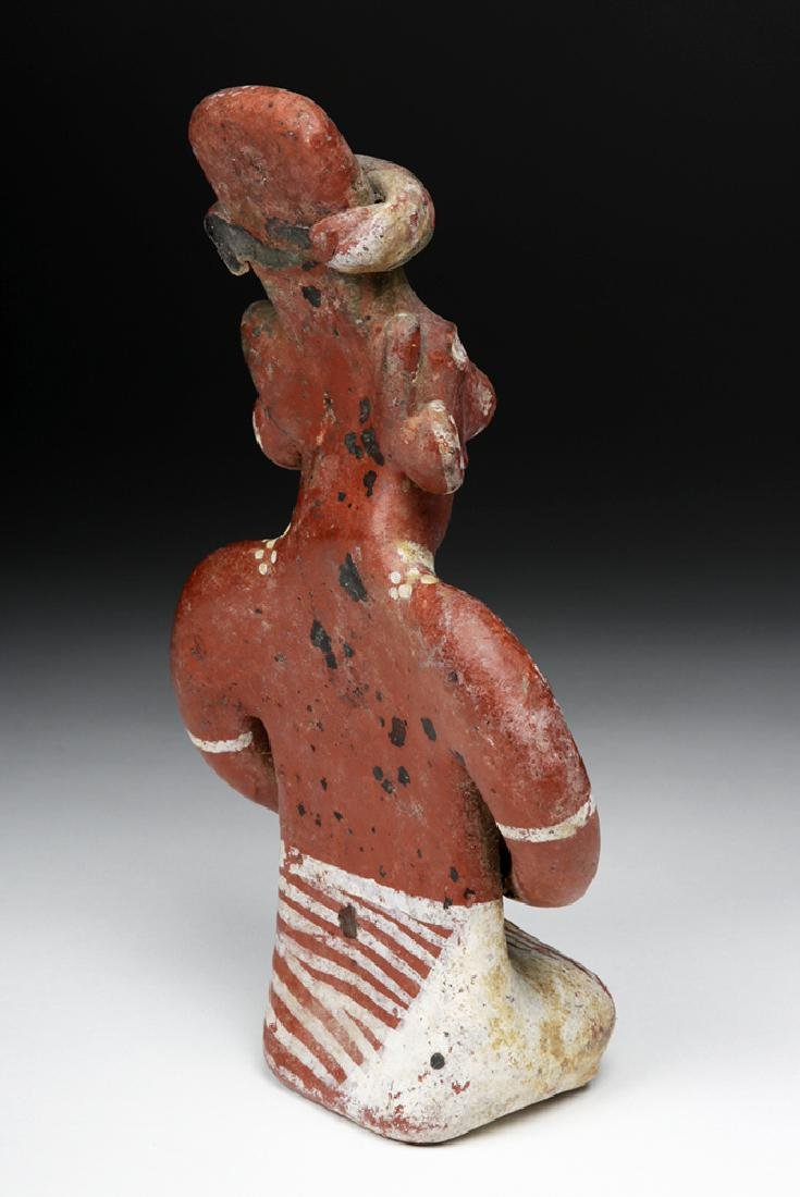 Jalisco Bichrome Sheepface Figure - Mother & Child - 4