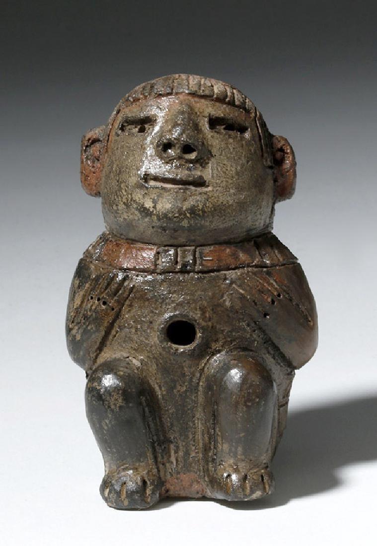 Miniature Chavin Tembladera Seated Figure