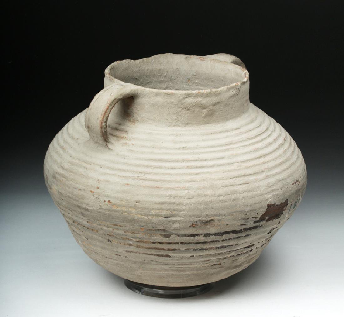 Roman Holyland Pottery Vessel - 3