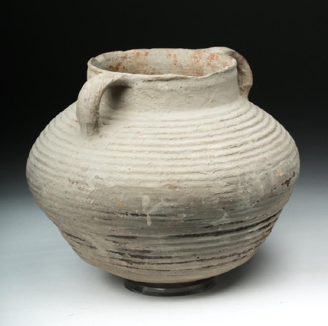 Roman Holyland Pottery Vessel - 5