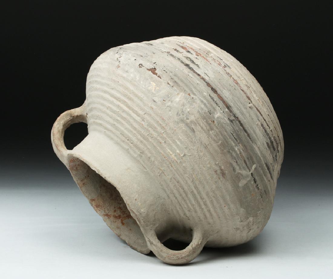 Roman Holyland Pottery Vessel - 6