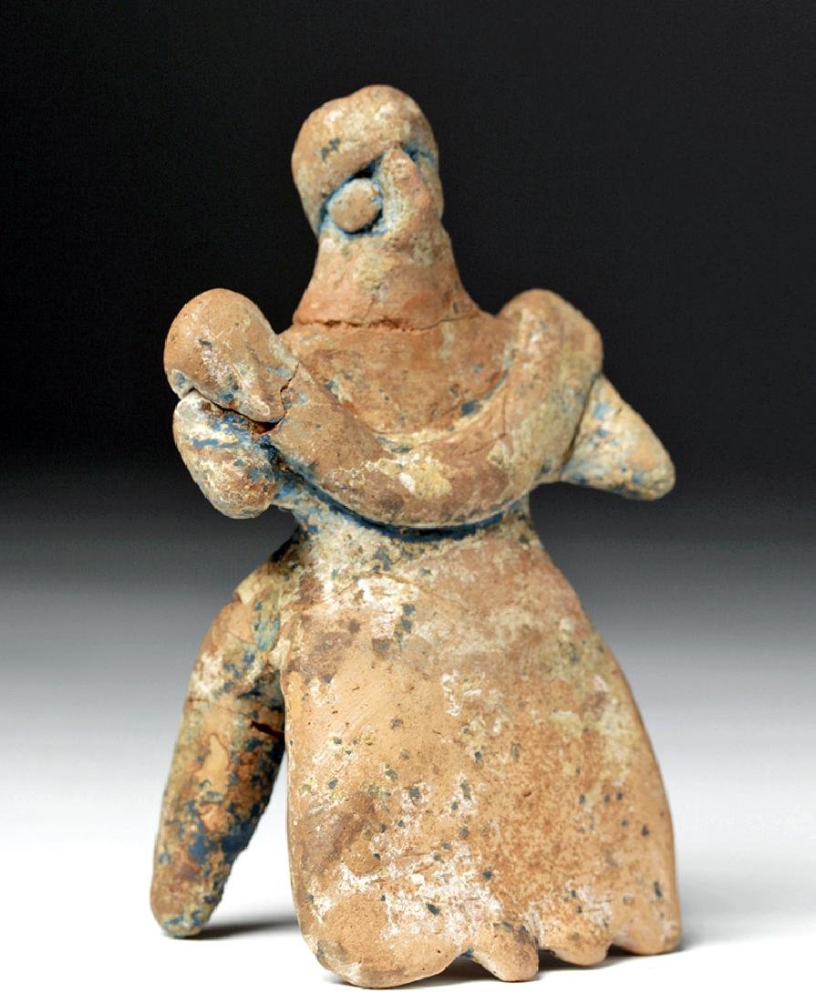 Syro-Hittite Terracotta Idol of Female / Goddess