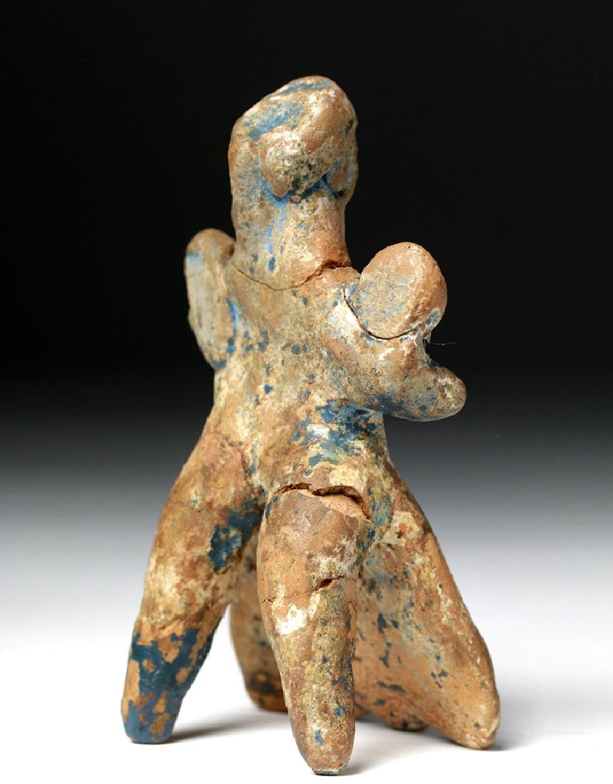 Syro-Hittite Terracotta Idol of Female / Goddess - 3