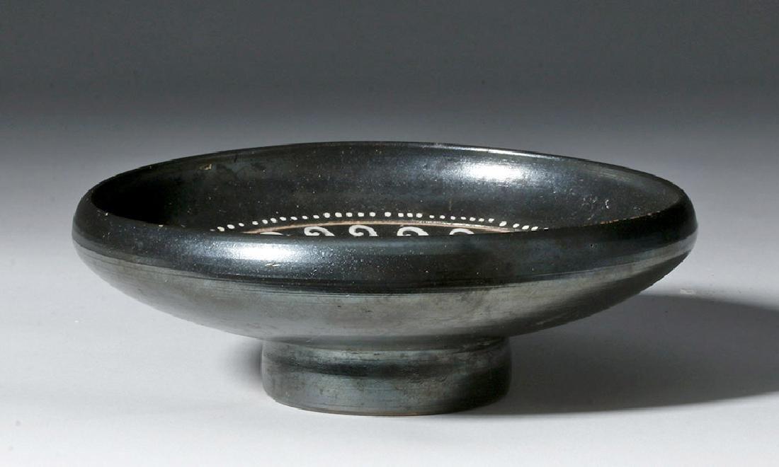 Greek Gnathian Teanoware Shallow Bowl, ex-Christie's - 2