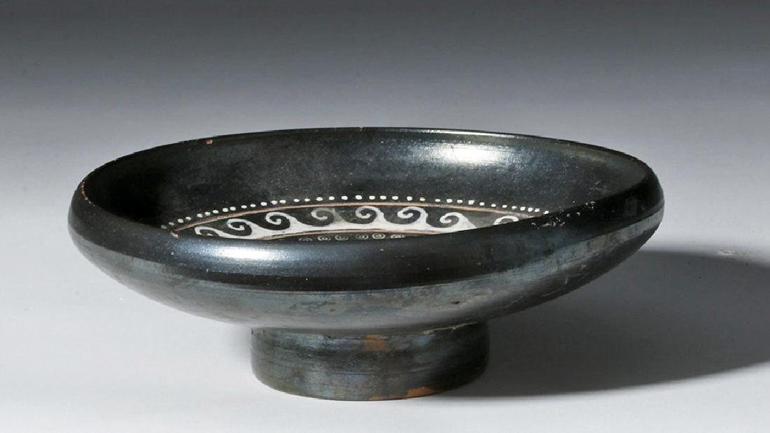 Greek Gnathian Teanoware Shallow Bowl, ex-Christie's - 3