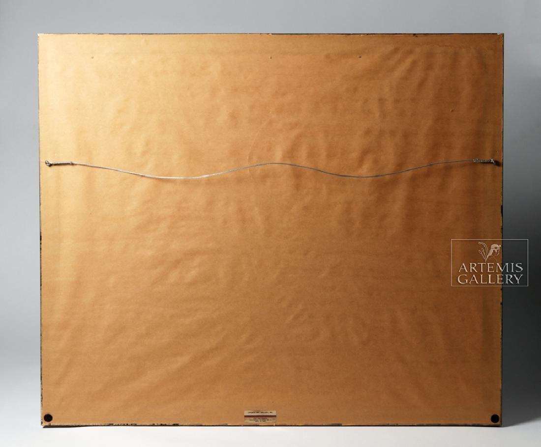 Sekino Jun'ichiro Woodblock, Artist's Proof, 1960s - 6