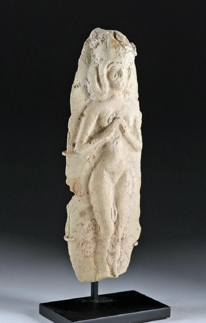 Near Eastern Goddess Astarte Relief Plaque - 5