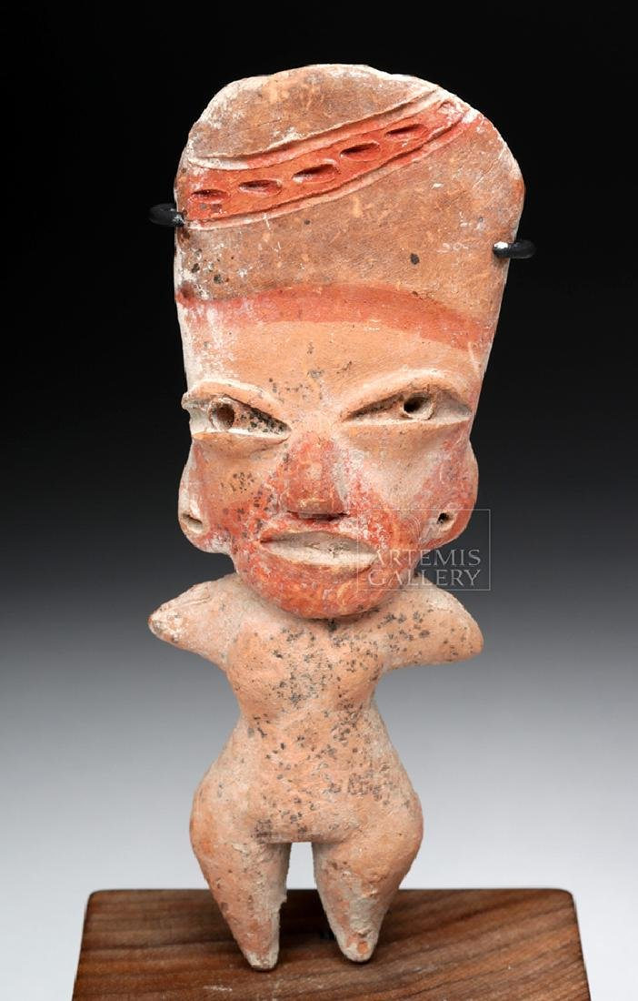 West Mexican Tlatilco Pottery Pretty Lady Figure