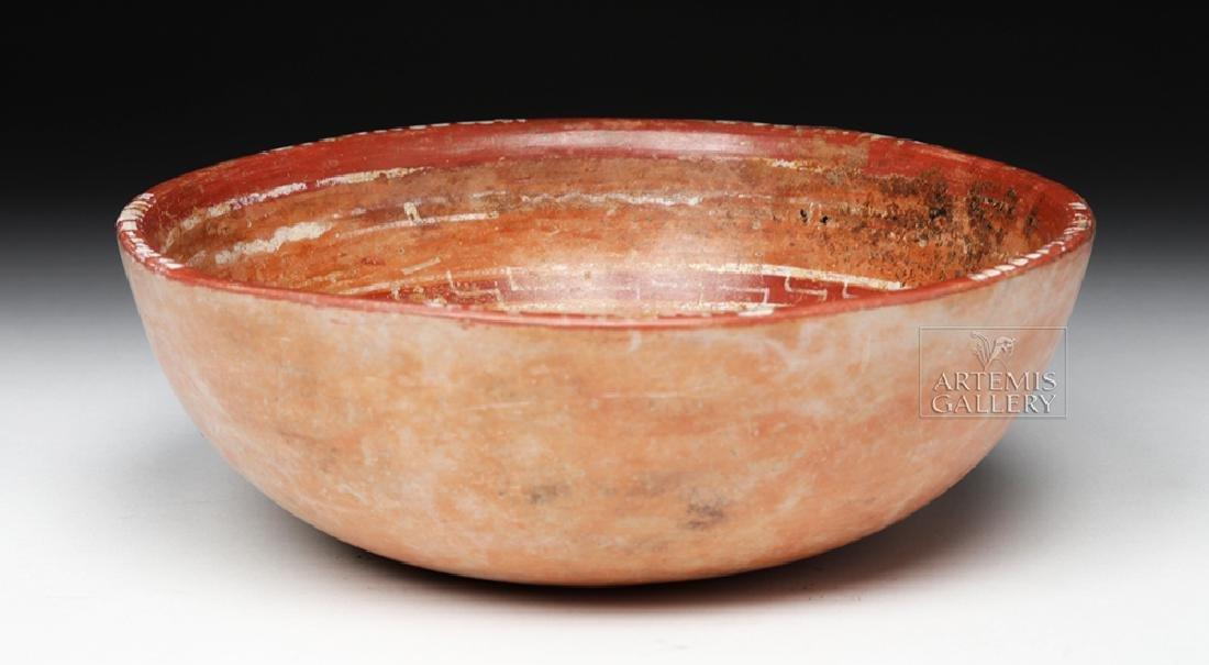 Lovely Mixtec Aztatlan Polychrome Bowl - 6
