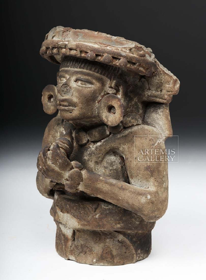 Teotihuacan Pottery Figural Incensario w/ TL - 3