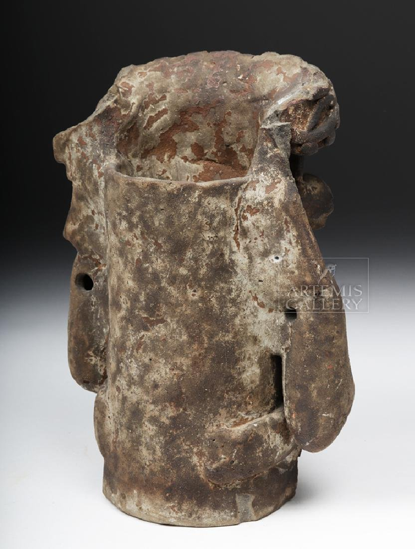Teotihuacan Pottery Figural Incensario w/ TL - 4