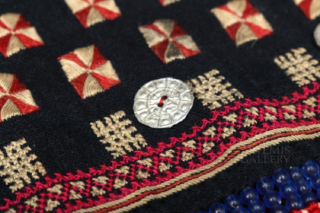19th C. Mexican Woven Rebozo - Ex Historia Antiques - 3