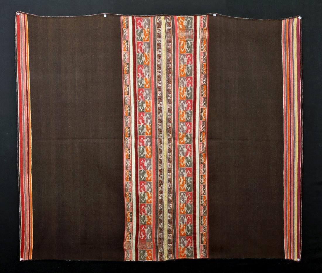 Bolivian Ayamara Textile Weaving - Birds & Insects