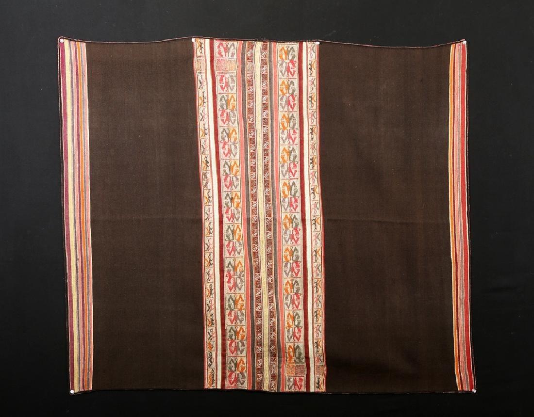 Bolivian Ayamara Textile Weaving - Birds & Insects - 3