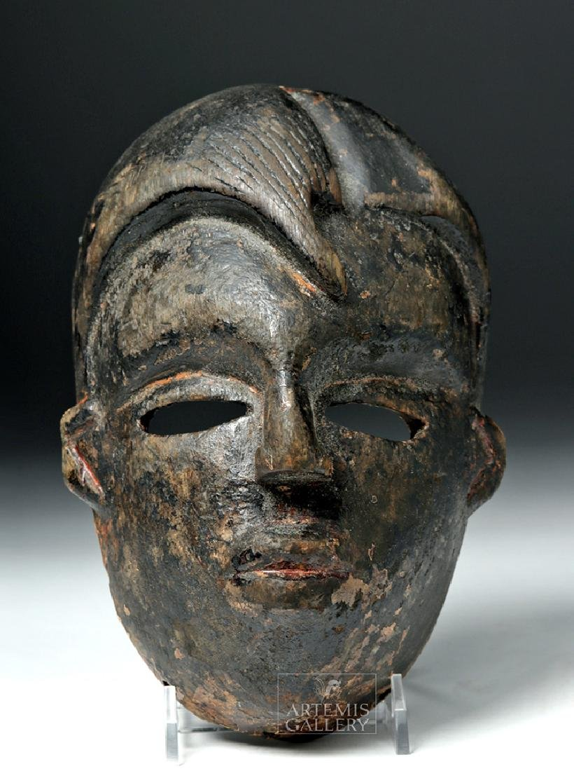 20th C. Nigerian Ogoni Wooden Mask