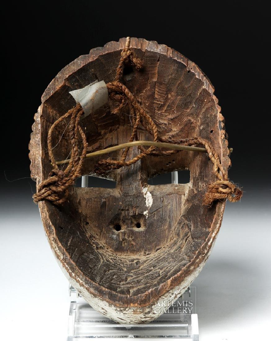 20th C. Guatemalan Folk Art Mask - 4