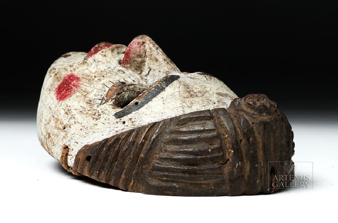20th C. Guatemalan Folk Art Mask - 5