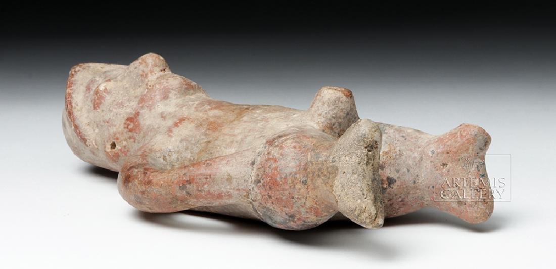 Amusing Colima Pihuamo Pottery Nude Male - 6