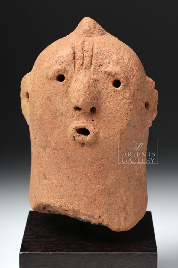 African Bura Asinda-Sikka Terracotta Head