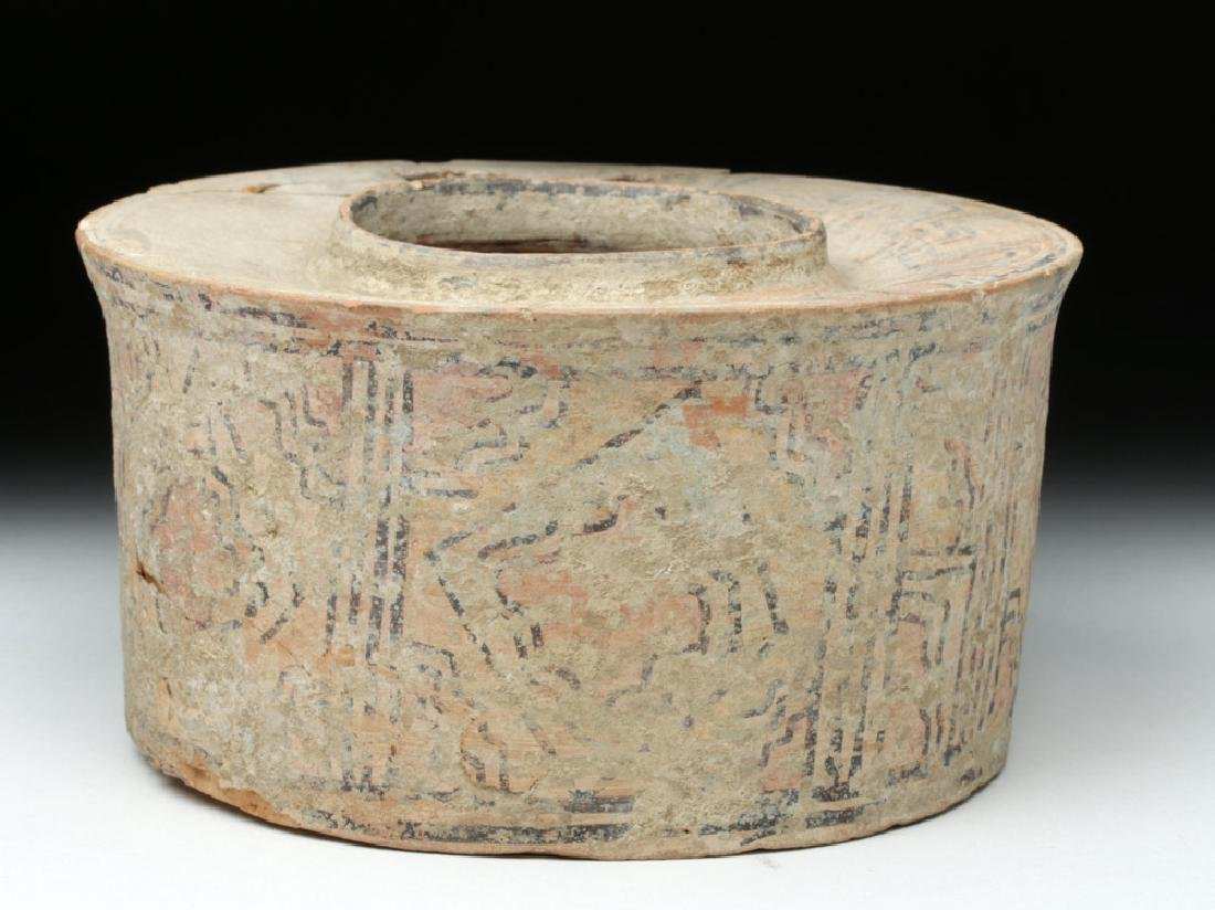 Large Indus Valley Pottery Vessel - Harappan