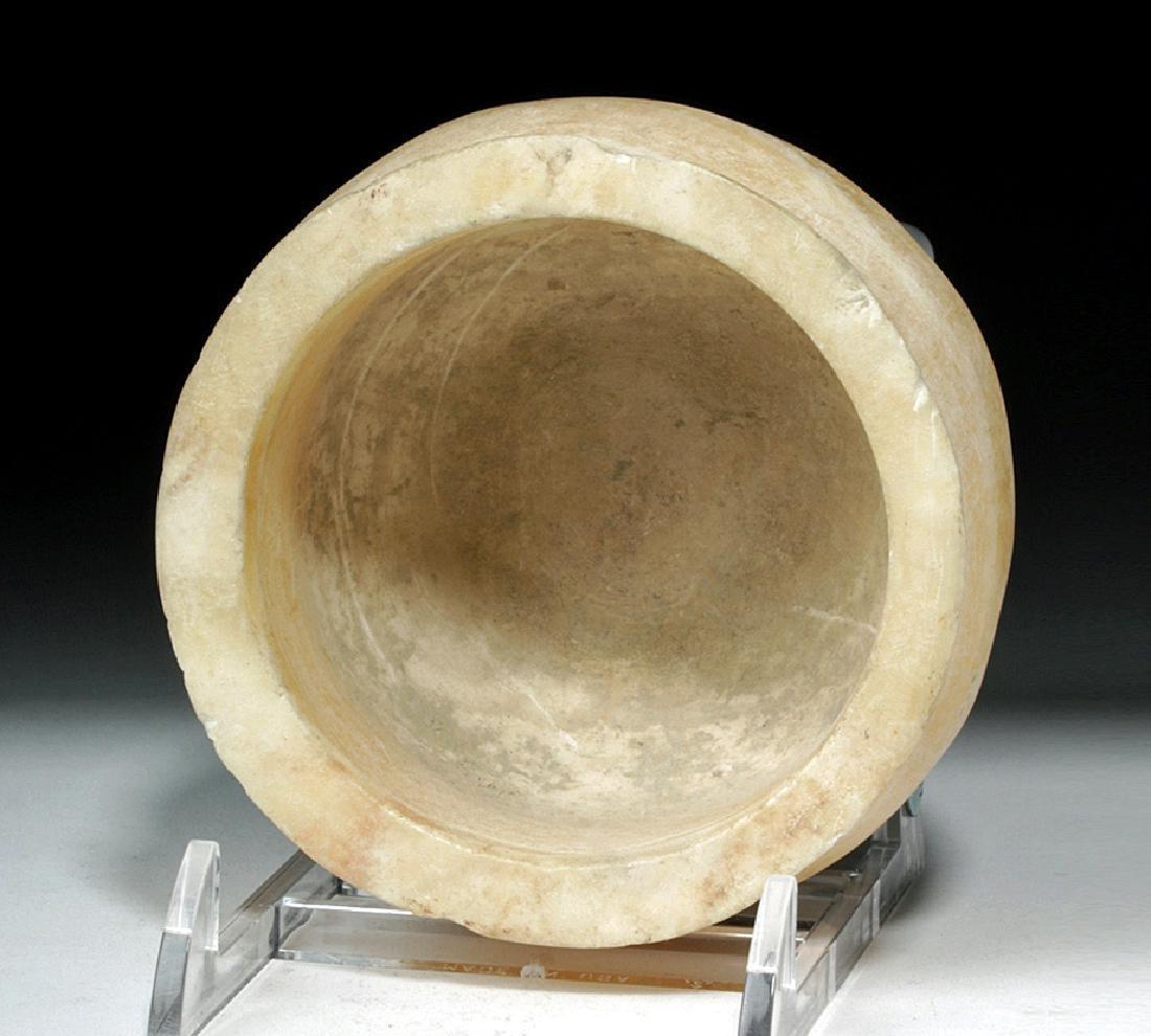 Lovely Bactrian Alabaster Bowl - 5