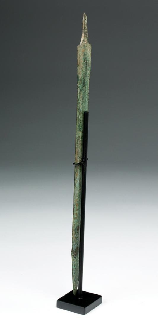 Luristan Bronze Spear Point - Ex-Piscopo - 3
