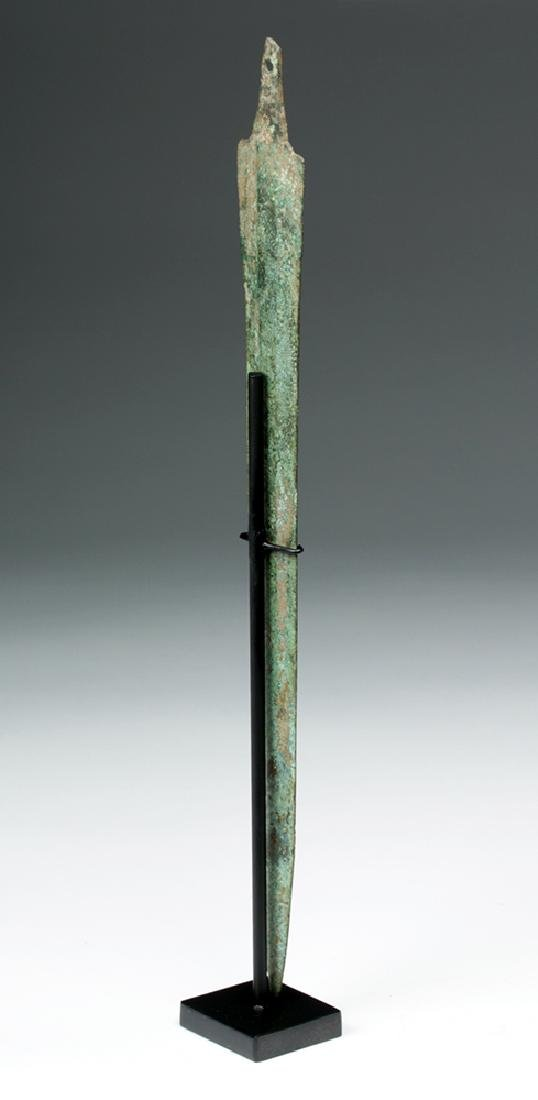 Luristan Bronze Spear Point - Ex-Piscopo - 4