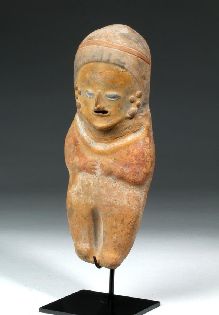 Jamacoaque Polychrome Standing Figure