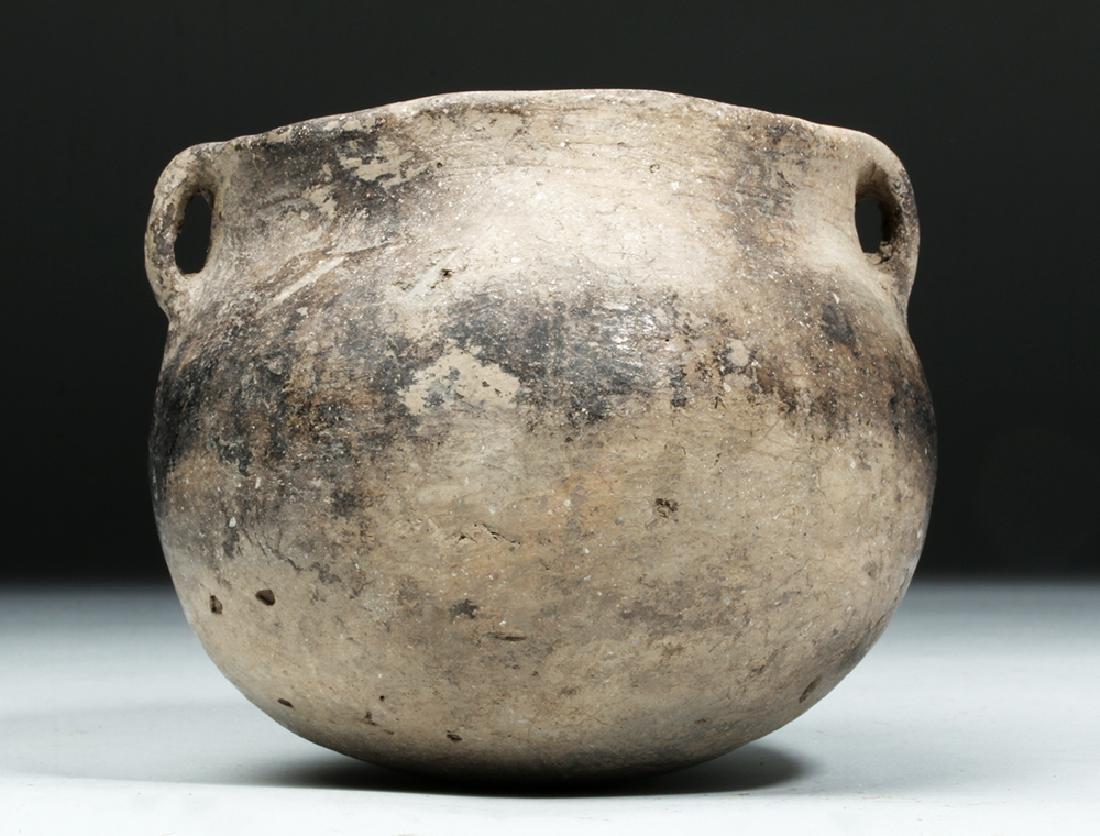 Native American Mississippian Pottery Jar