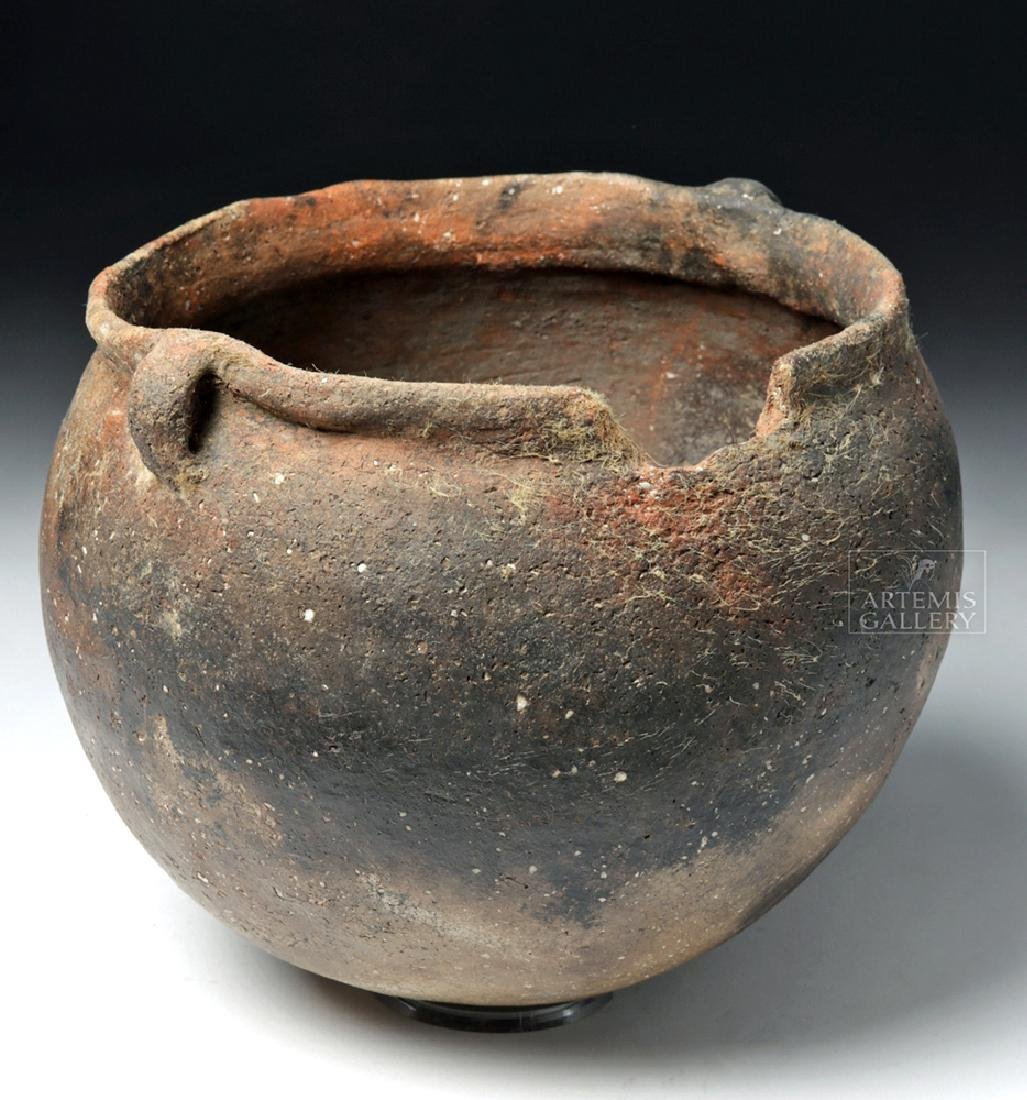Mississippian Pottery Burial Urn for Infant